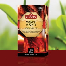 Dimbula Secrets Black Tea - Tea Bags