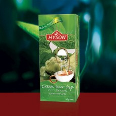 Green Soursop Green Tea - Tea Bags