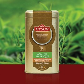 Jasmine Mystique Green Tea - Pyramid Tea Bags