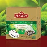 Soursop Fantasy Green Tea - Pyramid Tea Bags