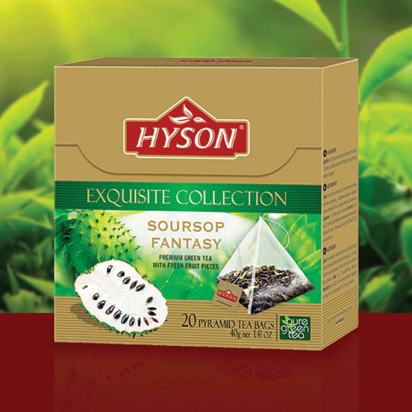Easy Brew – Tea bag selection