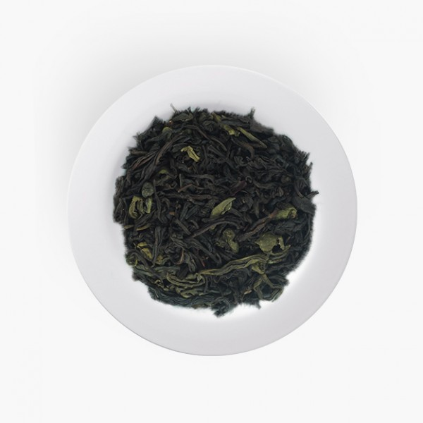 Wild Cherry Green/Black Tea - Leaf Tea