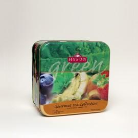 Gourmet Fruit Collection Green Tea - Tea Bags