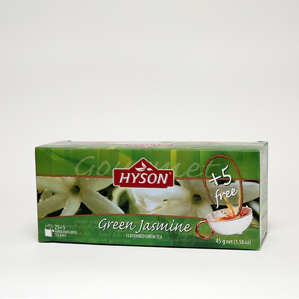 Green Jasmine Green Tea - Tea Bags