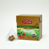 Berry Vera  Green Tea - Pyramid Tea Bag